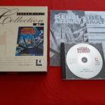 STAR WARS REBEL ASSAULT LUCAS ARTS PC CD-ROM - pas cher StarWars