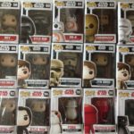 Figurine StarWars : 15 Figurines FUNKO POP - Star Wars Boite Neuves Sous Scellées