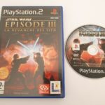 STAR WARS EPISODE III 3 LA REVANCHE DES SITH - jeu StarWars