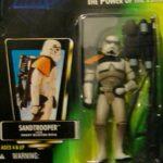 StarWars figurine : Figurine Star Wars neuve neuf!Le pouvoir de la force!Soldat de sable!!!!!!!!!!!!