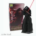 """StarWars collection : Crazy Toys Star Wars Ben Solo Kylo Ren figurine Le Réveil de la Force 12"""" modèle"""