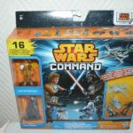 StarWars collection : JEU 16 FIGURINE & VEHICULE  STAR WARS COMMANDO FIGURE DEATH STAR STRIKE HASBRO