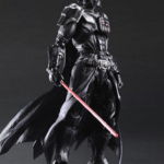 Figurine StarWars : PLAY ARTS KAI STAR WARS DARTH VADER DARK WARRIOR PVC ACTION FIGURE MODEL BOXED