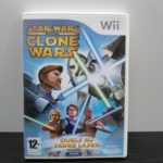 Wii : Star Wars The Clone Wars - PAL Complet. - Bonne affaire StarWars