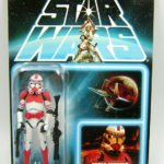 StarWars collection : STAR WARS VINTAGE COLLECTION CLONE TROOPER SHOCK TROOPER ROTS EP303 UNPLUNCHED