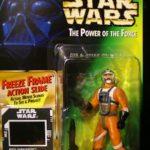 StarWars figurine : Figurine Star Wars neuve neuf!Le pouvoir de la force!Biggs Darklighter!!!!!!!!!!