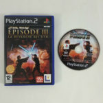 Jeu Playstation 2 PS2 VF Star Wars Episode - Avis StarWars