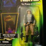 Figurine StarWars : Figurine Star Wars neuve!Le pouvoir de la force!Soldat de la flotte rebelle!!!!!