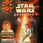 StarWars figurine : Figurine Star Wars neuve neuf!Episode 1!Obi-Wan Kenobi!!!!!!!!!!!!!!!!!!!!!!!!!!