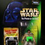 Figurine StarWars : Figurine Star Wars neuve neuf!Le pouvoir de la force!Lando Calrissian!!!!!!!!!!!