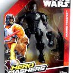 Figurine StarWars : Figurine jouet TOYS super hero MASHERS Star Wars DARTH VADER neuf Hasbro