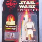 StarWars collection : Star Wars Episode 1 Figurine Hasbro Obi WAN Kenobi