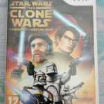 Star Wars the Clone Wars Nintendo Wii - pas cher StarWars