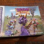 NOTICE jeu GAME BOY advance NINTENDO spyro - Avis StarWars