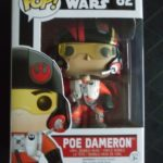 StarWars collection : Figurine Funko Pop Star Wars Poe Dameron