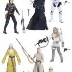StarWars figurine :  Figurine Star Wars Vintage Collection Wave 17 (2018 Vague 1) - Lot de 6