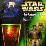StarWars collection : Figurine Star Wars neuve neuf!Le pouvoir de la force!Lando Calrissian!!!!!!!!!!!