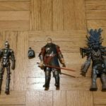 StarWars collection : Star Wars The Force Unleashed Figure Pack 2 Very RARE
