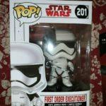 StarWars figurine : Figurine Funko POP Star Wars Stormtrooper First Order N°201 NEUF