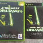 STAR WARS OBI WAN XBOX (XBOX 360) - pas cher StarWars