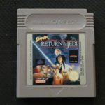 GAME BOY - SUPER STAR WARS RETURN OF THE JEDI - Occasion StarWars