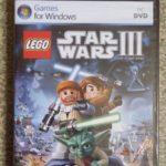 pc star wars 3 the clone wars version fr neuf - jeu StarWars