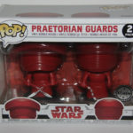 StarWars figurine : Figurine FUNKO POP - Star Wars - Praetorian Guards - 2 pack exclusive - NEUF