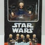 StarWars collection : figurines bust-ups Star Wars CANTINA BAND complete (5) coffret by Gentle Giant