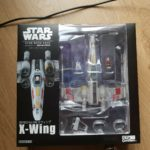 StarWars collection : Kaiyodo Figurine Articulée Complex Star Wars Revoltech X-Wing Japon Neuf F/S
