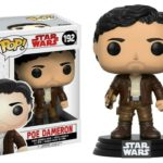 Figurine StarWars : Figurine Star Wars episode 8 - Poe Dameron Pop 10cm