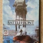 Star Wars Battlefront [PC] . deutch version - jeu StarWars