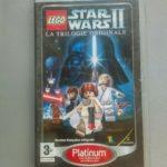 JEU PSP EDITION PLATINUM Lego Star Wars 2 la - Occasion StarWars