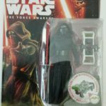 StarWars collection : STAR WARS FIG DE 10 CM KYLO REN SERIE THE FORCE AWAKENS SOUS BLISTER NEUF