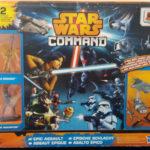 StarWars figurine : COFFRET 22 FIGURINES STAR WARS COMMAND NEUF