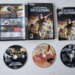 Lot pack Star Wars Battlefront 1 & 2 II - pas cher StarWars