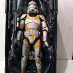 Figurine StarWars : Star Wars Clone 212th Attack Battalion Utapau Sideshow Hot Toys 1/6 battle worn