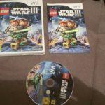Lego star wars III clone wars Nintendo wii - jeu StarWars