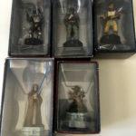 """StarWars figurine : FIGURINE PLOMB """"CAVALIER"""" STAR WARS JEU D'ECHEC LUCASFILM LTD & TM ALTAYA"""