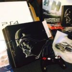 Console Ps4 star wars battlefront Collector - pas cher StarWars