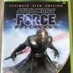 STAR WARS THE FORCE ULTIMATE SITH EDITION - Bonne affaire StarWars