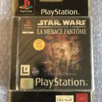 Star Wars Episode 1 La Menace Fantome / - jeu StarWars