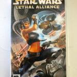 Star wars lethal alliance pour PSP - Bonne affaire StarWars