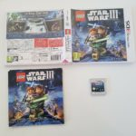 Star Wars 3 lego Nintendo 3ds  - Occasion StarWars