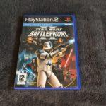 PS2 Star Wars Battlefront II FRA CD état Neuf - Avis StarWars
