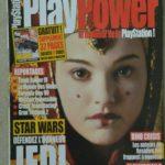PLAYSTATION  PLAYPOWER n°14 - COLLECTOR STAR  - Avis StarWars