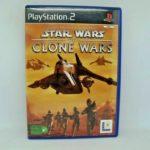 Star Wars : The Clone Wars sur PS2 - pas cher StarWars