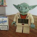 StarWars collection : Grosse figurine LEGO yoda star wars jedi reveil collector TBE guerre des étoiles