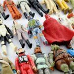 StarWars figurine : Vintage Star Wars Figurines - Veuillez Choisir de Sélection (D)