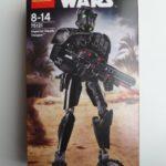 Figurine StarWars : NEUF - Figurine LEGO STAR WARS / Disney : Imperial Death Trooper - n°75121