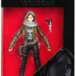 StarWars collection : Star Wars - Black Series - 6 inch - Sergeant Jyn Erso Jedha Rogue One BLISTER AB